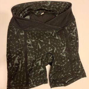 Lululemon women's cycling shorts